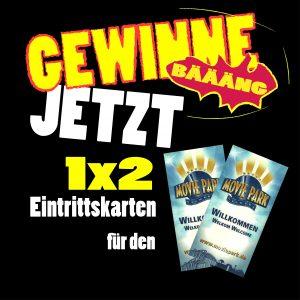 Gewinnspiel Movie Park Germany