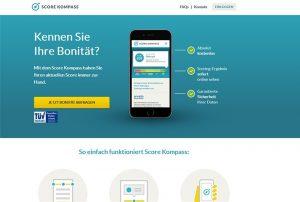 scorekompass.de/ sreenshot