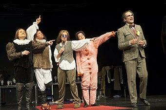 Ein rundum gelungener Geburtstag …: Das Shakespeare Festival im Globe (Neuss)