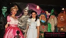 """""""Der Zauberer von Oz"""" im Capitoltheater in Düsseldorf"""
