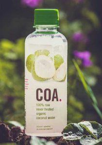 COA Kokoswasser