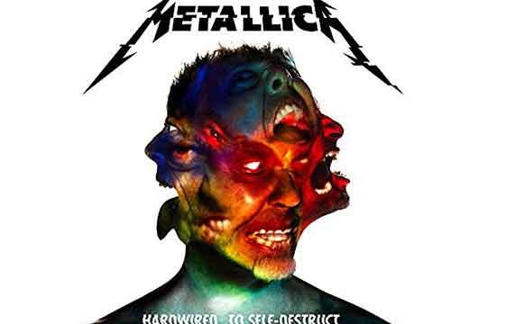 Metallica klettern auf die 1
