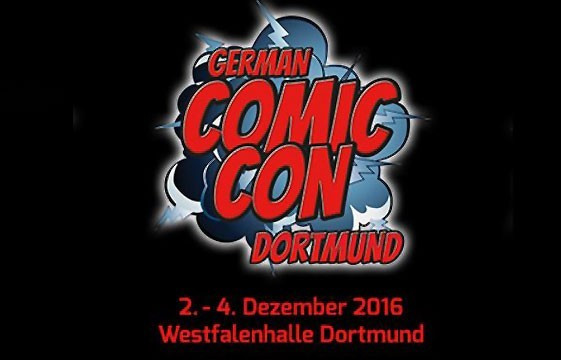 The Hoff und Pam im Pott – German Comic Con