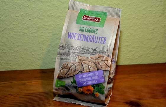 Wir testen: Lambertz Bio Cookies Wiesenkräuter