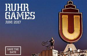Ruhrgames 2017 @ Rote Erde Stadion
