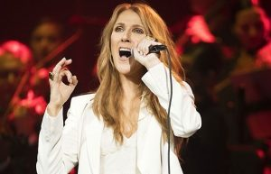 Céline Dion kommt 2017nach Berlin @ Mercedes-Benz Arena