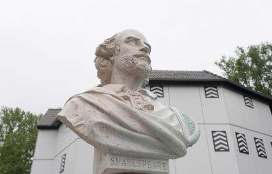 Shakespeare Festival Neuss mal anders ….