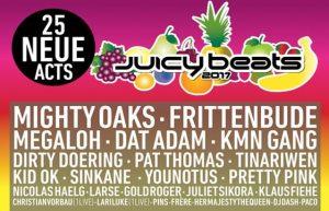 Juciybeats 2017 @ Westfalenpark Dortmund | Dortmund | Nordrhein-Westfalen | Deutschland