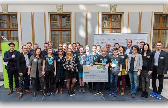 Schule aus Sachsen ist Bundessieger im Klimaschutz