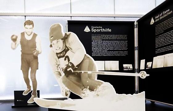 """""""Hall of Fame""""- Ausstellung der Sporthilfe auf Deutschland-Tour!"""