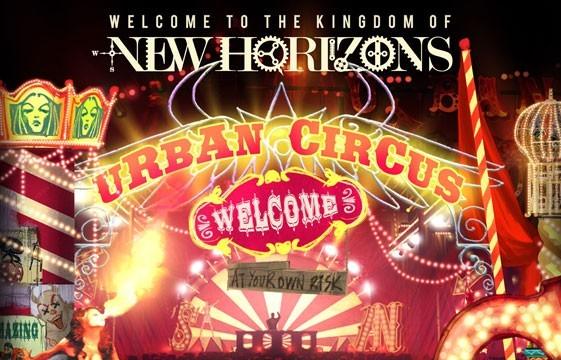 Auf zu neuen Horizonten – Das New Horizons Festival!
