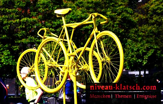 "Düsseldorf Radaktiv feiert die ""Fête du vélo""!"