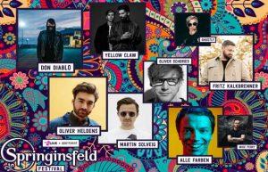 Das Springinsfeld Festival 2017 @ Fühlinger See | Köln | Nordrhein-Westfalen | Deutschland