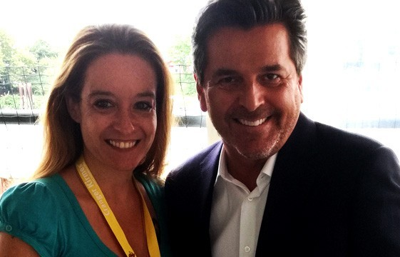 Conny meets Thomas Anders