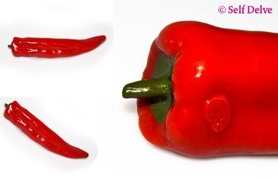 Gewinnspiel: Paprika-Toy von SelfDelve!