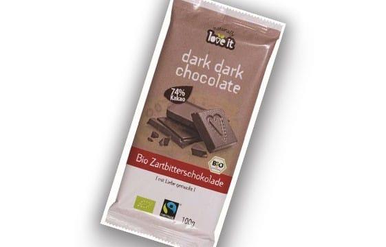 Die Firma Les Chevaliers BV ruft Bio Zartbitterschokolade zurück!