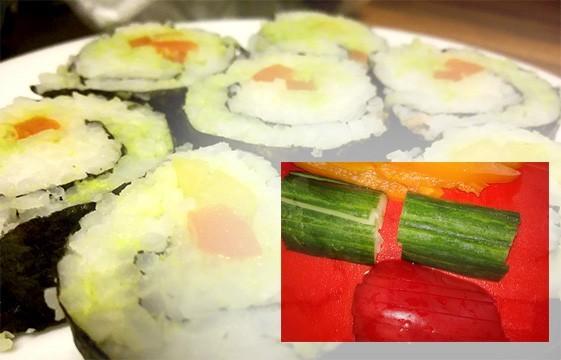 Veganes Sushi – yummy, yummy!