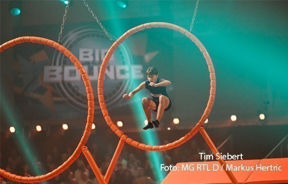 Big Bounce – Hüpfen um 100.000 Euro