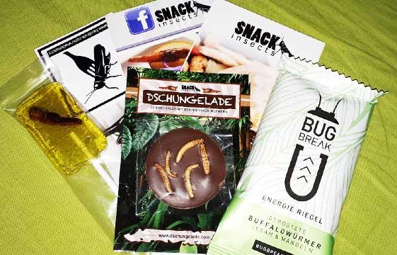 Das Niveau-Klatsch IBES Gewinnspiel 2018 mit Snack Insects!