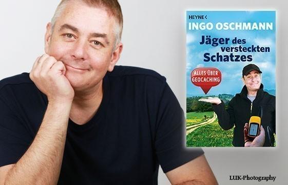 Ingo Oschmann geht auf Schatzsuche – das Event für Geocacher