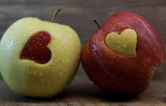 Niveau Klatsch verlost die Vegan Box Valentinstag