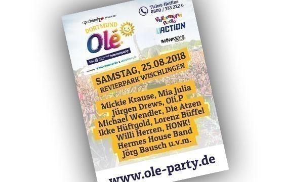 Ole Party – Dortmund