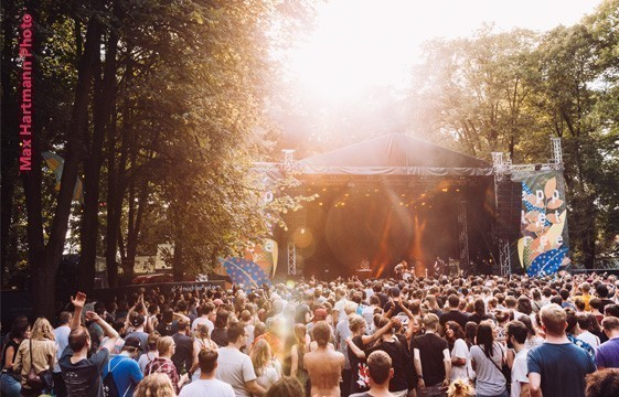 Das Appletree Garden Festival in Diepholz, 02.-05. August
