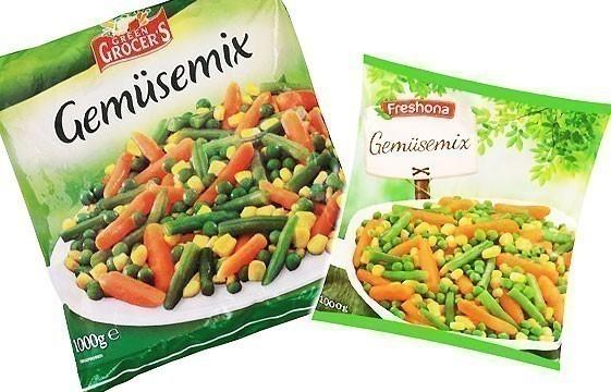 Greenyard Frozen Belgium N.V. erweitert den Warenrückruf bei Lidl!