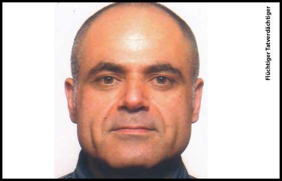 Düsseldorfer Polizei sucht Täter Ali Akbar Shahghale mit Foto!