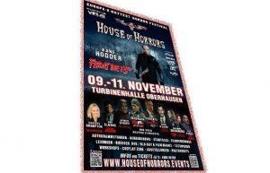 House of Horrors 2018 @ Turbinenhalle – Konzert, Discotheken & Event GmbH