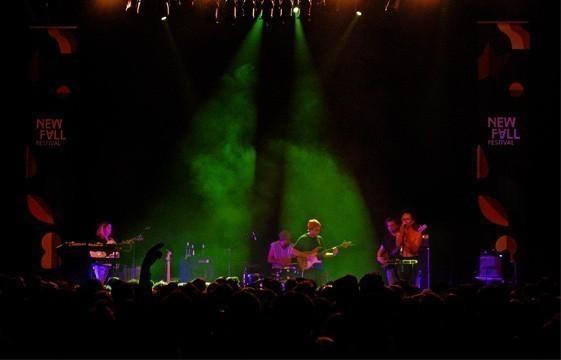Jackie Cohen & Mac DeMarco beim New Fall Festival