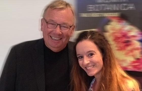 Conny meets Bernd Stelter
