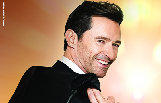 The Man. The Music. The Show. – Hugh Jackman in Köln