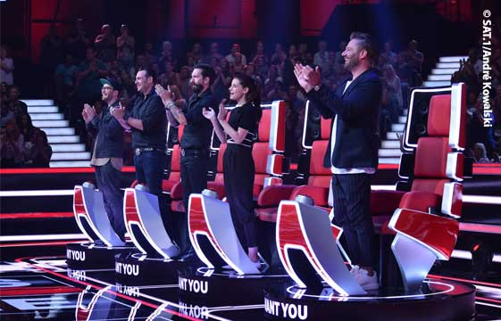 The Voice Senior – ein Highlight zum Jahresende
