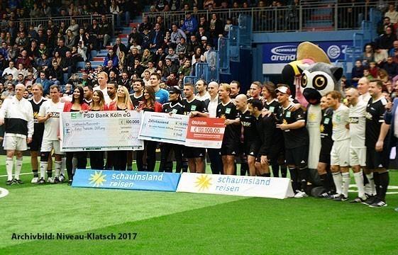 Gewinnt 2 x 2 Tickets für den SchauinsLand Reisen Cup 2019 mit Lukas Podolski, den Geissens uvm.!