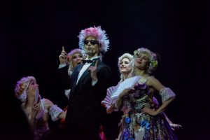 Falco - Das Musical - Live im Düsseldorfer Capitol / Copyright Niveau-Klatsch
