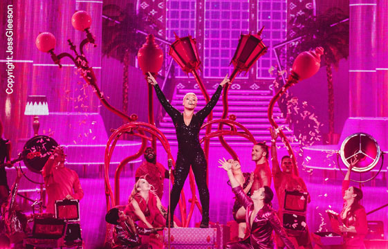 Dieses Jahr: P!NK BEAUTIFUL TRAUMA WORLD TOUR 2019