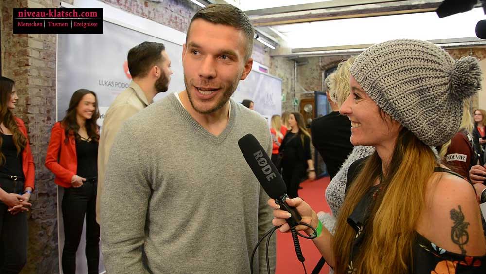 Der SchauinsLandReisen Cup 2019 – 137.000 Euro für die Lukas Podolski Stiftung