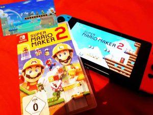 Mario Maker 2 Nintendo