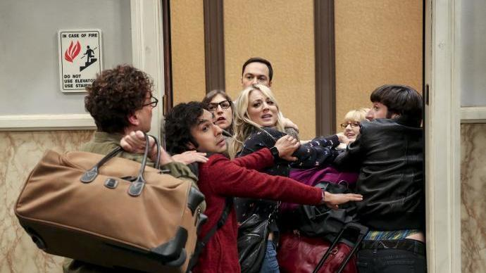 """The Big Bang Theory"" – Das war das Finale"