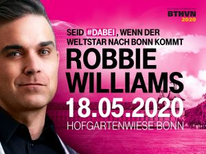 Robbie Williams/ Telekom