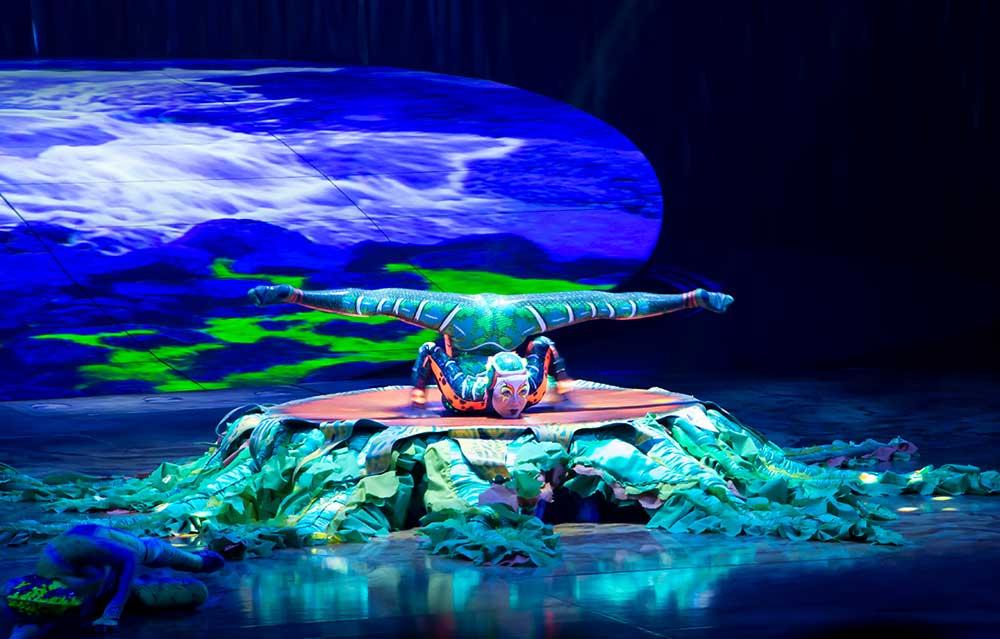 """Cirque du Soleil – die """"Totem"""" Premiere in Gerresheim"""