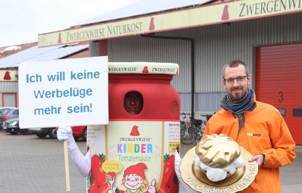 Goldenen Windbeutel 2019 geht an Zwergenwiese