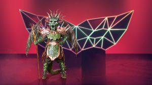 """""""The Masked Singer"""": Das sind die neuen Kostüme - Der Drache -ProSieben/Willi Weber"""