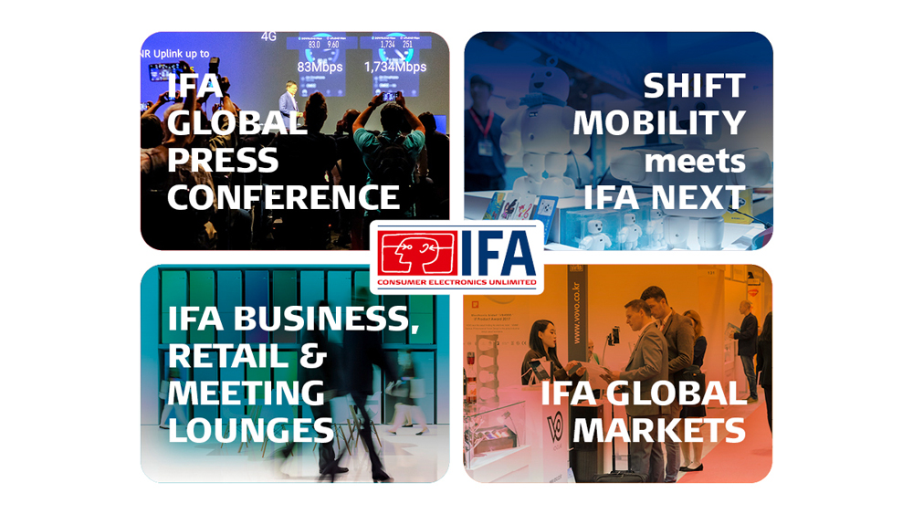 IFA wird 2020 in neuer Form stattfinden!
