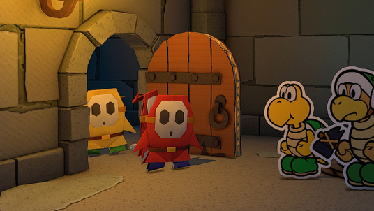 Paper Mario: The Origami King steht in den Startlöchern
