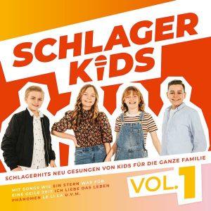 Schlagerkids_Album-Cover