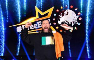 """Rea Garvey gewinnt für Irland mit 116 Punkten den zweiten """"FREE EUROPEAN SONG CONTEST"""""""