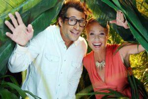 Sonja Zietlow und Daniel Hartwich Foto: RTL / Stefan Gregorowius